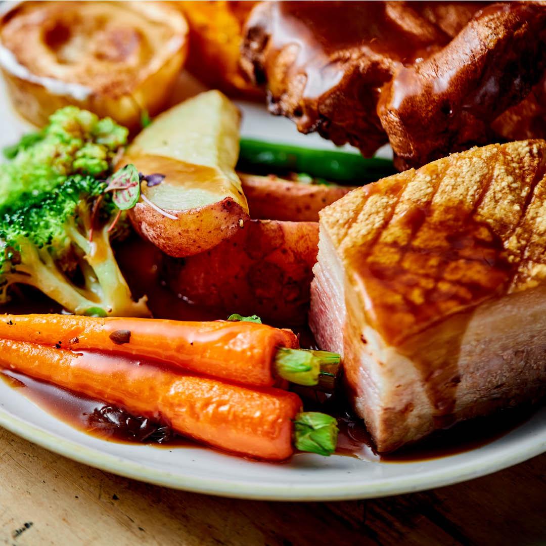 Buena Pork Roast Special