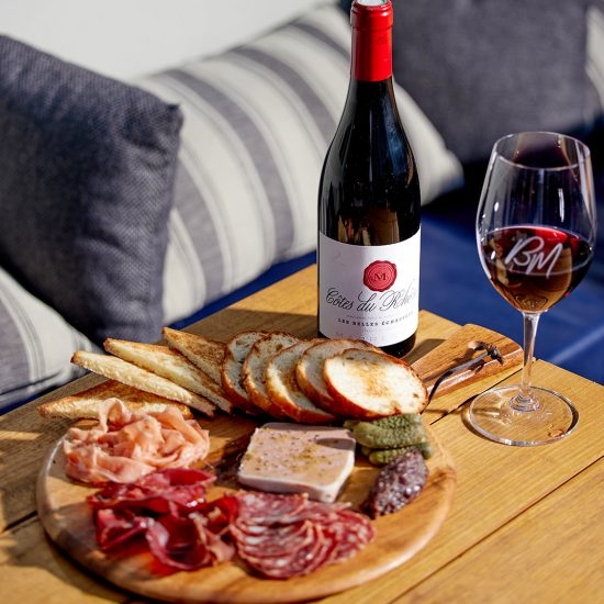 Charcuterie and Wine on Wednesdays
