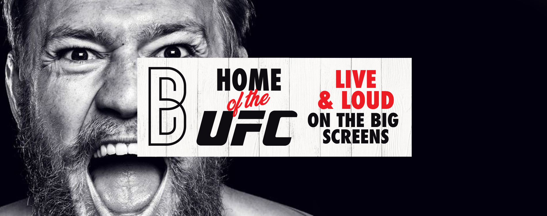 The Buena Home of UFC