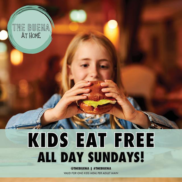 Kids Eat Free on Sundays